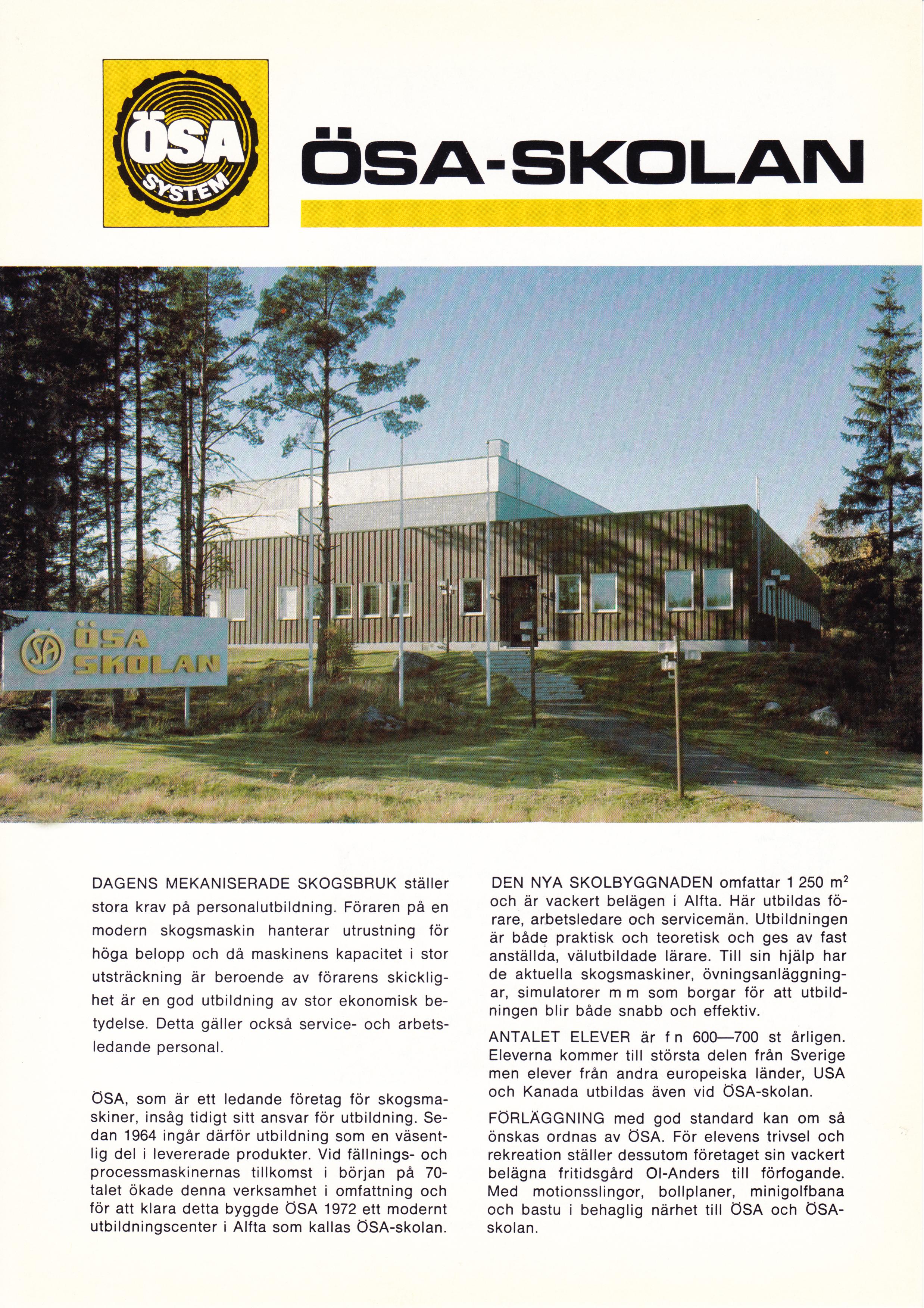 Broschyr 1976 sida 1