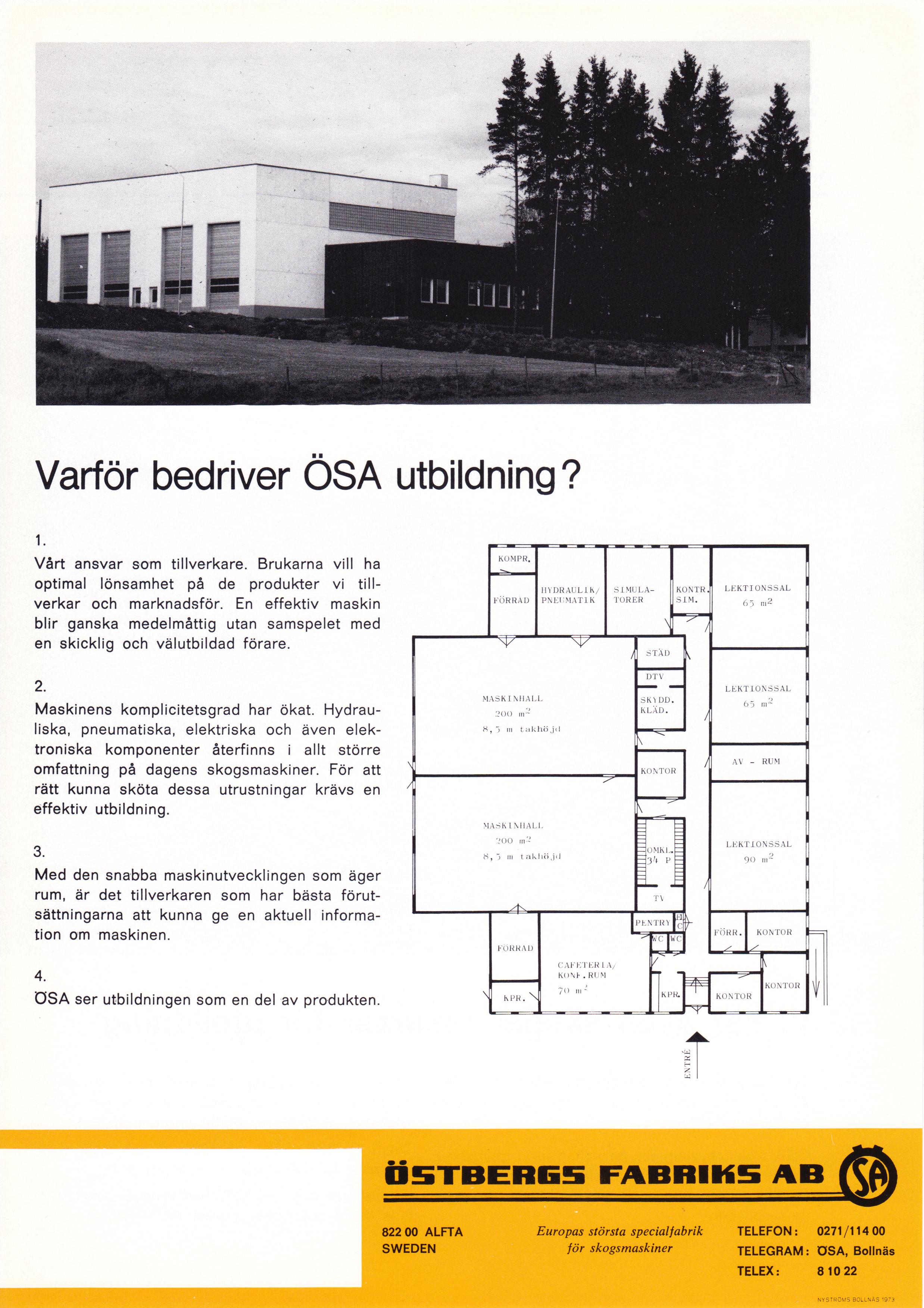 Broschyr 1972 sida 2